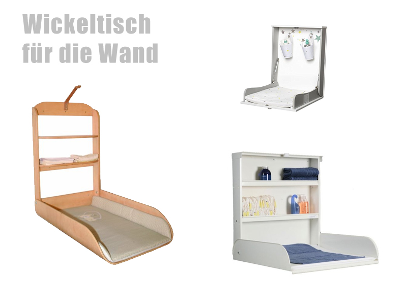 wickeltisch f r die wand. Black Bedroom Furniture Sets. Home Design Ideas