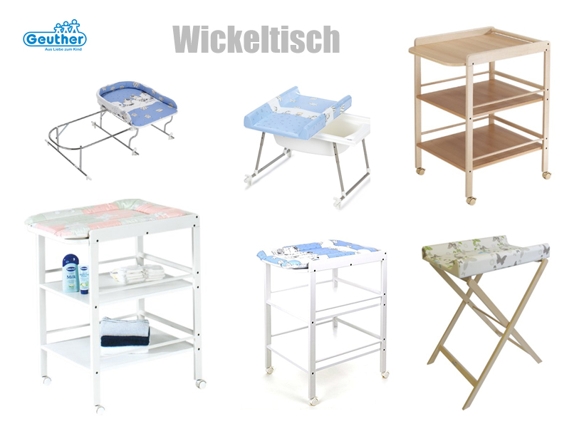 Wickeltisch Geuther